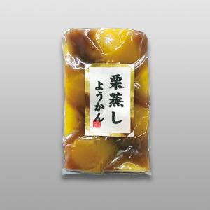 栗蒸し ようかん·ベタ栗(小)